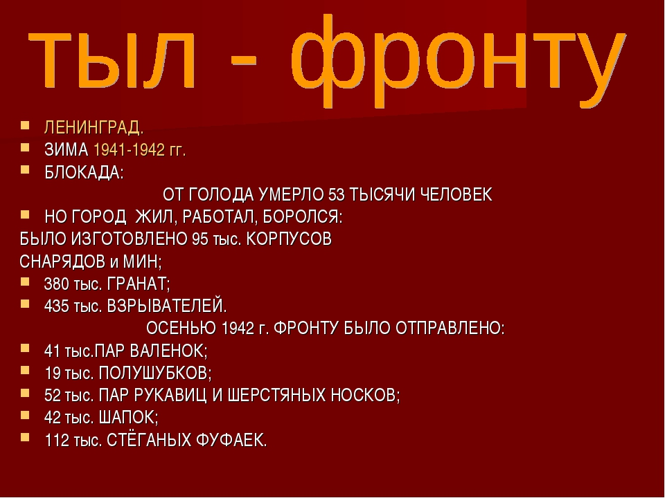 ЛЕНИНГРАД. ЗИМА 1941-1942 гг. БЛОКАДА: ОТ ГОЛОДА УМЕРЛО 53 ТЫСЯЧИ ЧЕЛОВЕК НО...