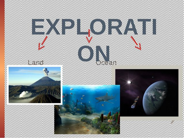 Land Ocean Space EXPLORATION