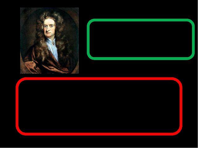 Тема урока: Первый закон Ньютона Учитель Предеина Т.А. «Сделал, что мог, пуст...