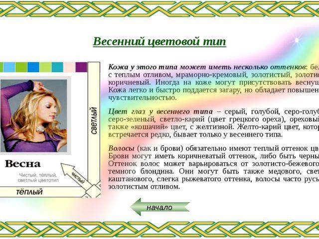 СЕГОДНЯ В НОМЕРЕ КРАСОТА Тема: «Макияж для женщин весеннего типа» СОВЕТ от М...