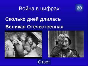 Война в цифрах Фашистские войска в 1941-1942гг. потратили на захват этого гор