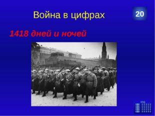 Война в цифрах Севастополь 50 Категория Ваш ответ