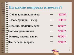 * * __ Эскимо, карета, пенал Пальто, дом, школа Иван, Динара, Тимур Девочка,