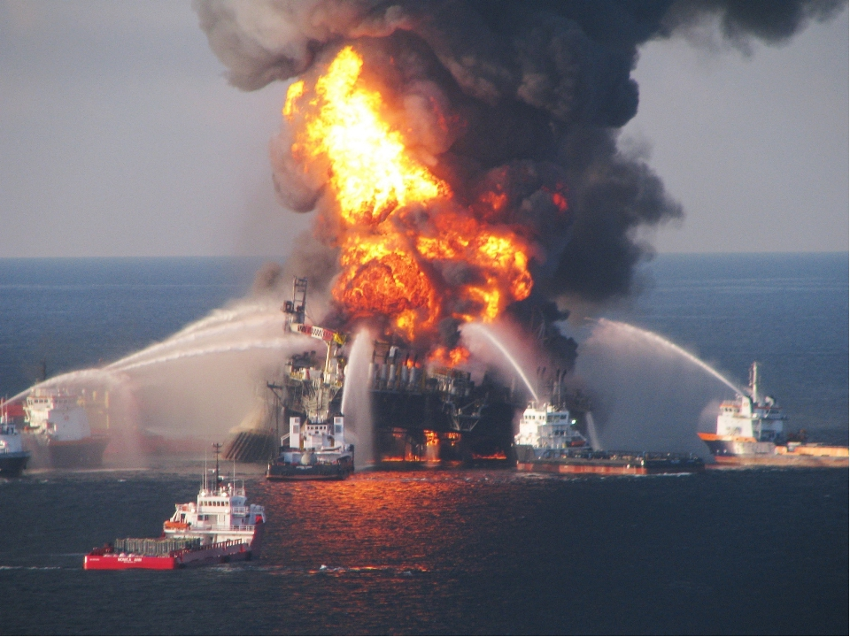 Экологические проблемы – разлив нефти Разлив нефти