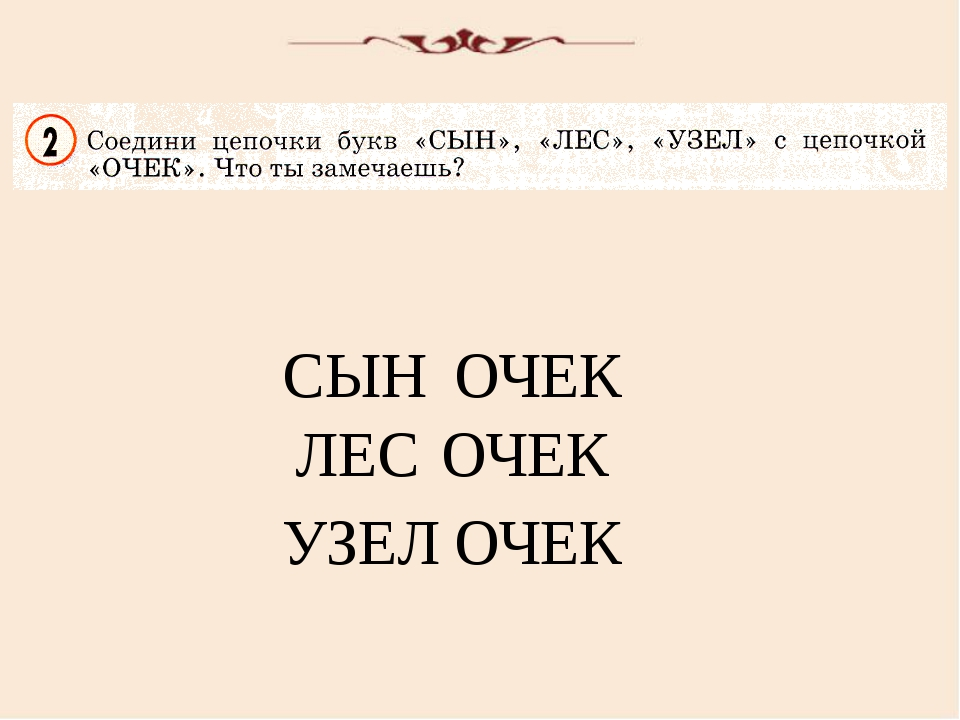 СЫН ЛЕС УЗЕЛ ОЧЕК ОЧЕК ОЧЕК