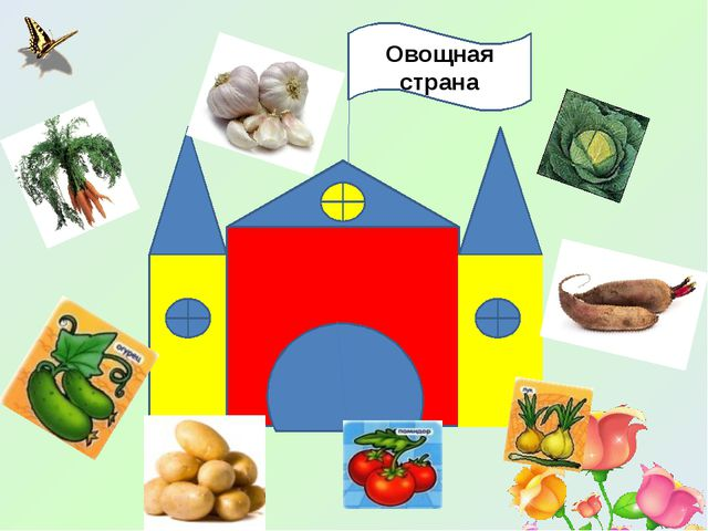 Овощная страна