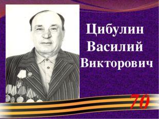 Цибулин Василий Викторович 70