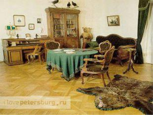 Родовое имение Некрасовых, в селе Грешнево, в 20 км от Ярославля. Сейчас здес