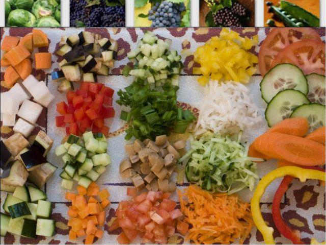 Полезны вообще все овощи и фрукты – в них содержатся вещества и витамины, нео...