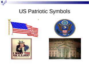 US Patriotic Symbols
