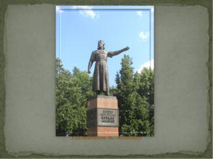 Памятник К. Минину