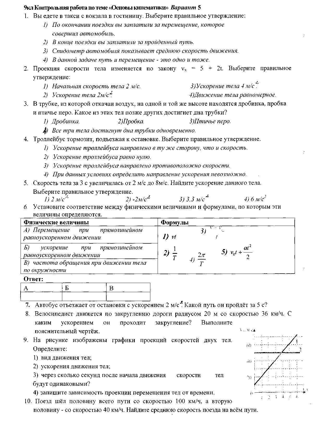 Гдз по физике 7 класс шахмаев дик бунчук лабораторные работы