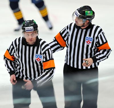 Хоккейный клуб Северсталь