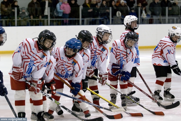 Фото Волгограда - Всероссийский турнир по хоккею с шайбой по…