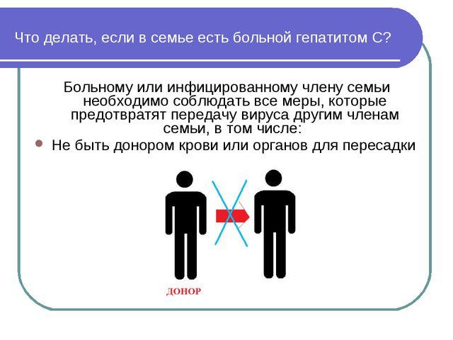 Экспресс тест на вирусные гепатиты гепатит а
