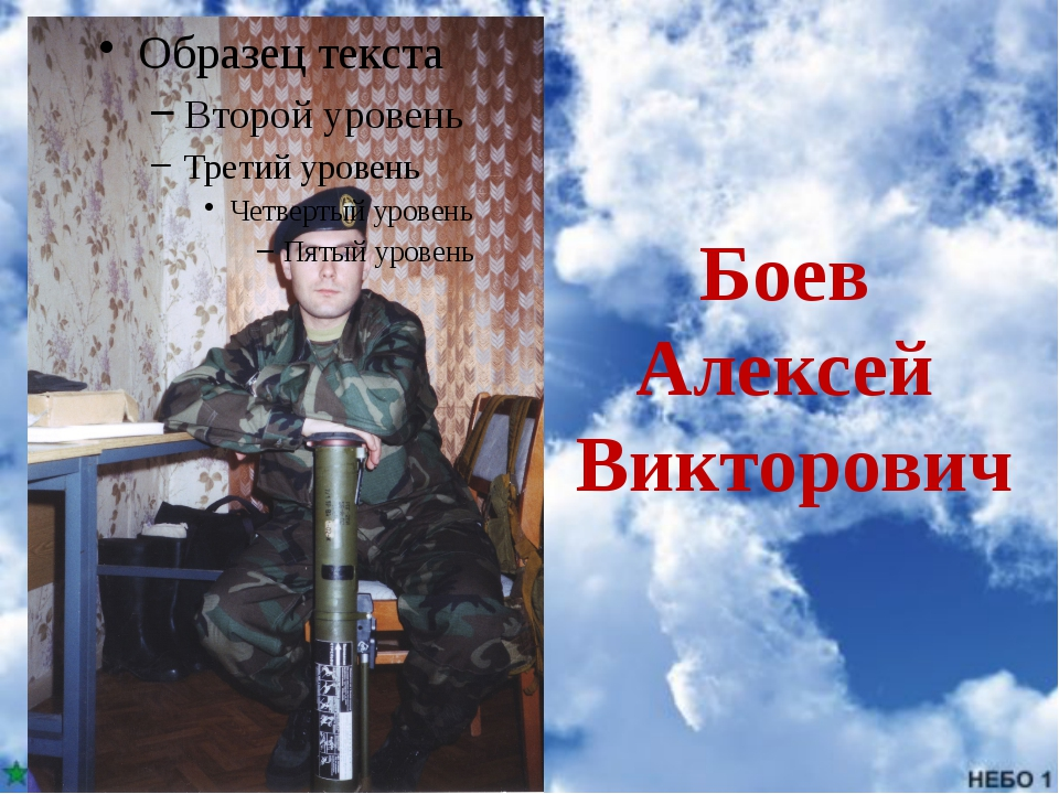 Боев Алексей Викторович