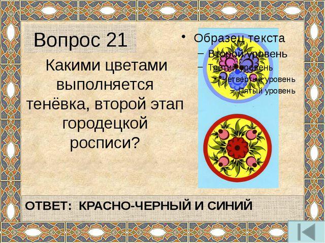 Вопрос 24 ОТВЕТ: САРАФАН Женская крестьянская одежда, род платья без рукавов...