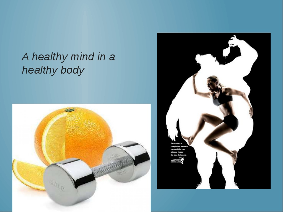 healthy mind resides in a healthy body Healthy mind healthy body promote this award-winning health and wellness newsletter to your employees download the flyer.