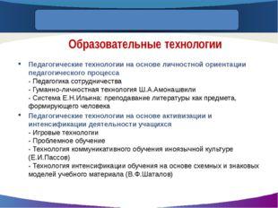 www.themegallery.com Образовательные технологии Педагогические технологии на