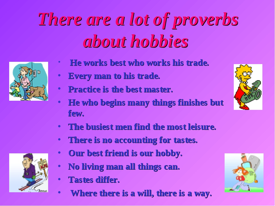 hobbies and why there are important Hobbies are important for many reasons first a hobby can be educational for example, if a hobby is stamp collecting, the person can learn about the countries of the world and even some of their history second engaging in a hobby can lead to meeting other people with the same interests.