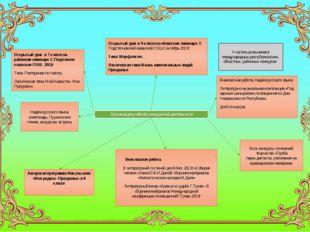 Организация учебной и внеурочной деятельности Открытый урок в 9 классе на об