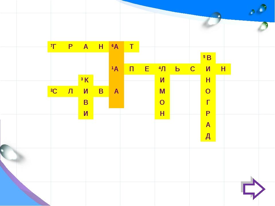 7ГРАН6АТ 5 В 1АПЕ4ЛЬСИН 3 КИН 2С...