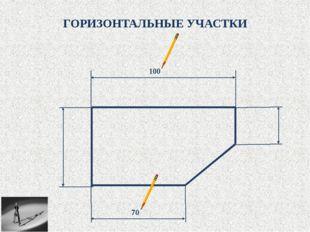 1. Размеры проставляются только над линией по центру ее. 2. Для того чтобы пр