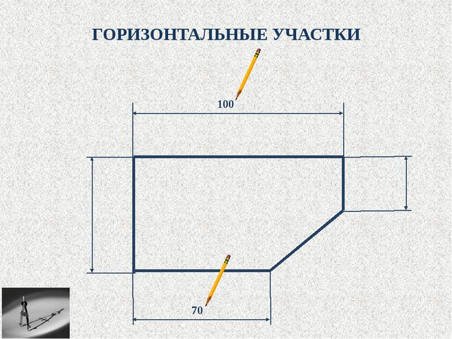 1. Размеры проставляются только над линией по центру ее. 2. Для того чтобы пр...