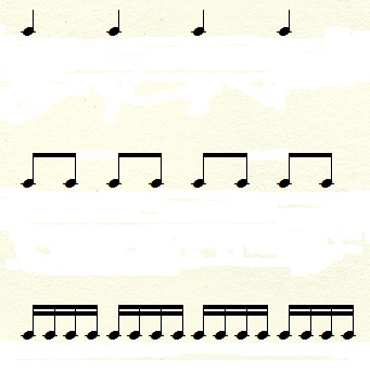 Нотный пример 1