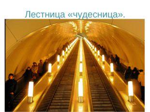 Лестница «чудесница».