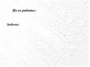 Цель работы: составить среднестатистический портрет ученика Новотроицкой шко