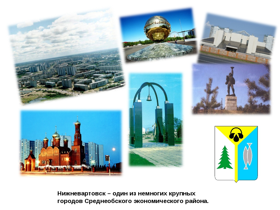Нижневартовск – один из немногих крупных городов Среднеобского экономического...