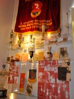 Стенд ГТО в Музее физкультуры и спорта