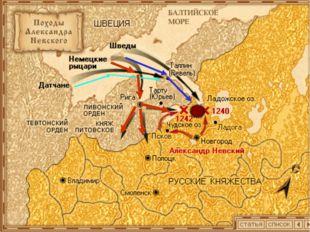 с XII века до начала XV века новгородцы воевали 26 раз со шведскими рыцарями