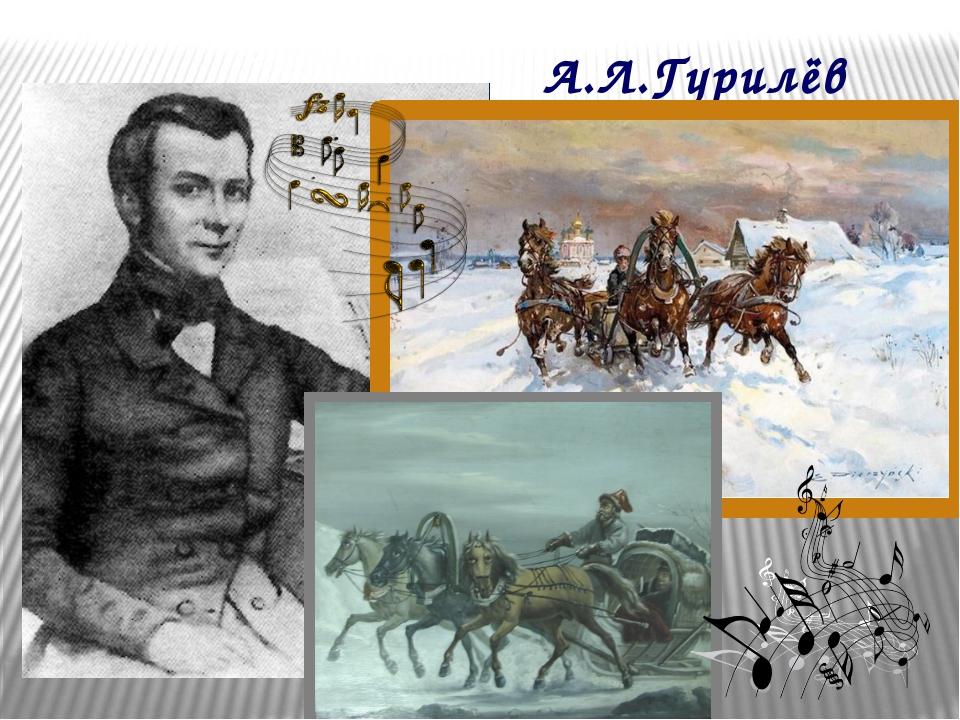 А.Л.Гурилёв