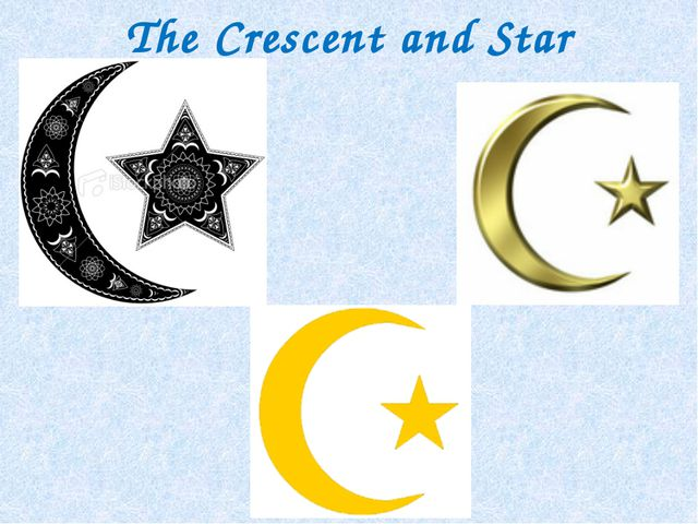 The Crescent and Star