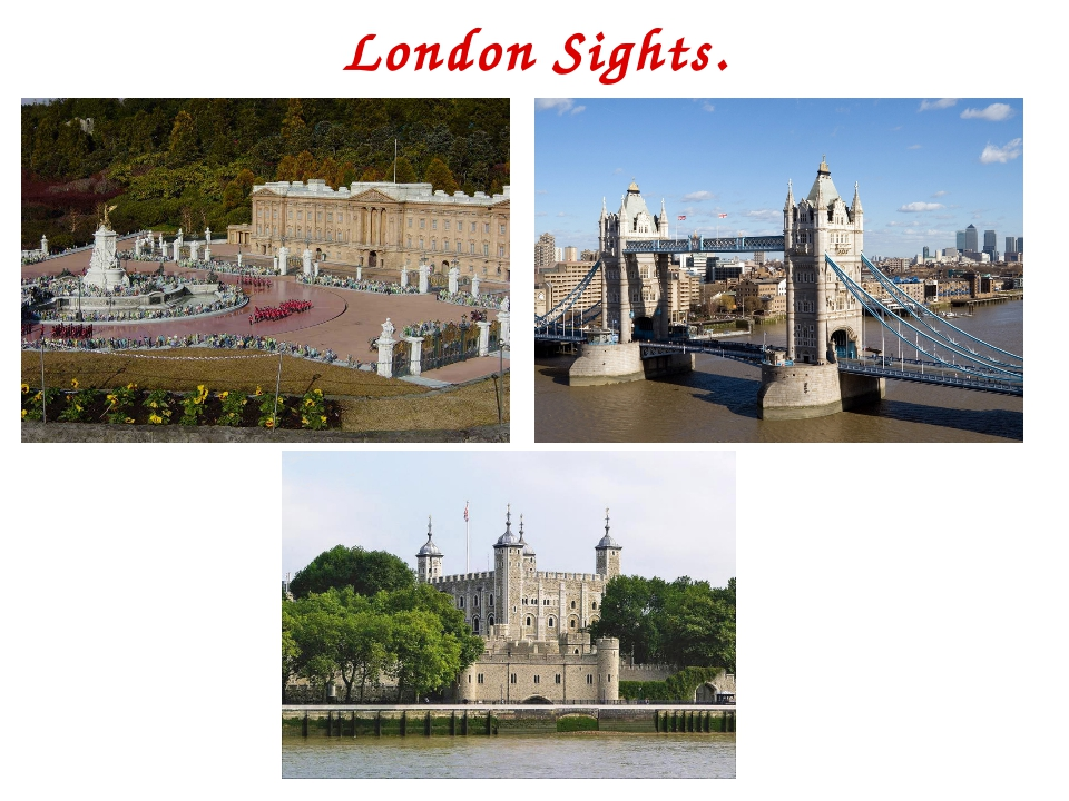 London Sights.