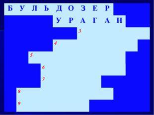 БУЛЬДОЗЕР УРАГАН 3 4 5 6