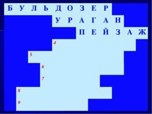 БУЛЬДОЗЕР УРАГАН ПЕЙЗАЖ 4 5 6