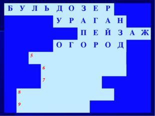 БУЛЬДОЗЕР УРАГАН ПЕЙЗАЖ ОГОРОД 5