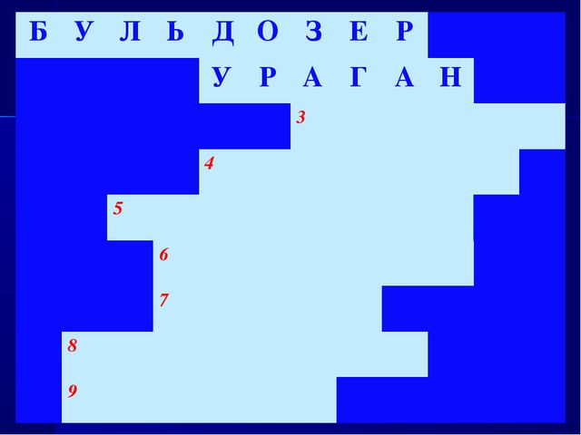 БУЛЬДОЗЕР УРАГАН 3 4 5 6...