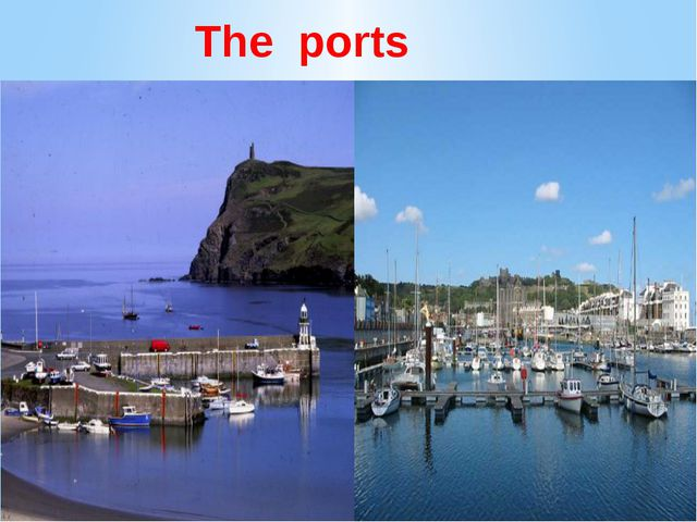 The ports