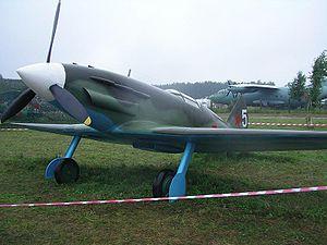 МиГ-3 (макет), Монино, 2004