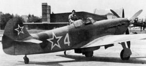 Боевой вылет Як-9