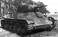 Т-50 - легкий танк