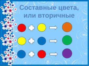 Составные цвета, или вторичные http://linda6035.ucoz.ru/