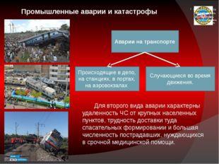 Промышленные аварии и катастрофы Аварии на транспорте Происходящие в депо, н