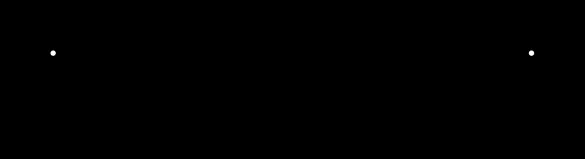 Несколько резисторов, соединённых последовательно