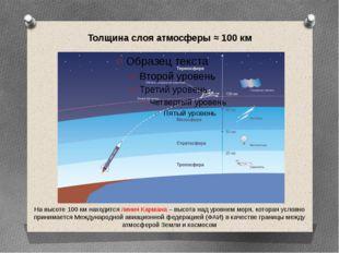 Давайте подумаем: 1. Что удерживает слой атмосферы вокруг Земли? 2. Почему мо