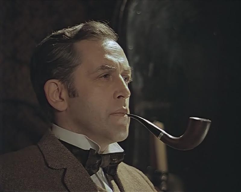 Фотография Шерлок Холмс (photo Sherlock Holmes)